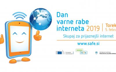 Praznujemo dan varne uporabe interneta