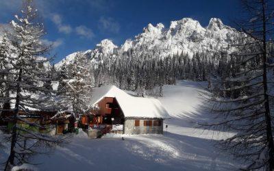 Zimska šola v naravi – Zelenica