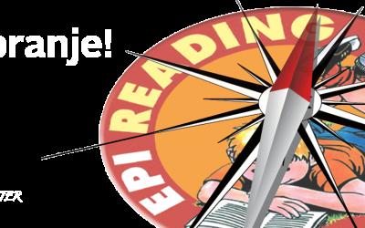 Angleška bralna značka EPI READING BADGE